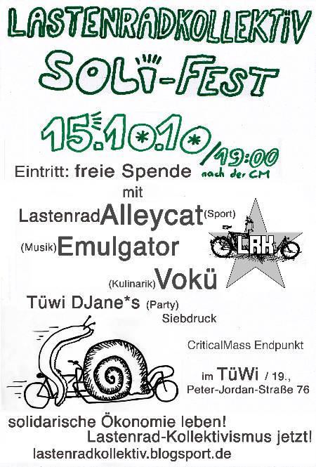 SoliFest 10-10