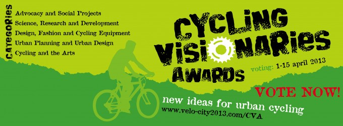 Cycling Visionary Award